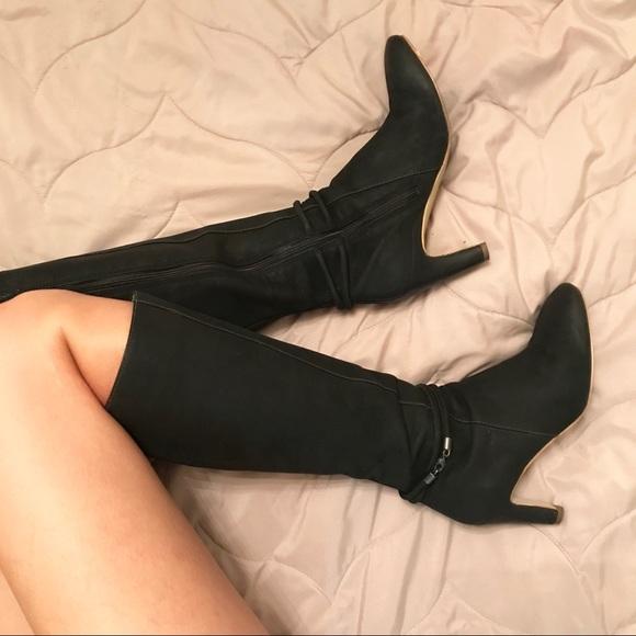 fd2fe360153 Ecco Shoes - Ecco Knee Boots